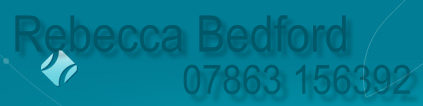 Rebecca Bedford, Hypnotherapist using Hypnosis with a practise in Leamington, covering Kenilworth, Warwick and Coventry